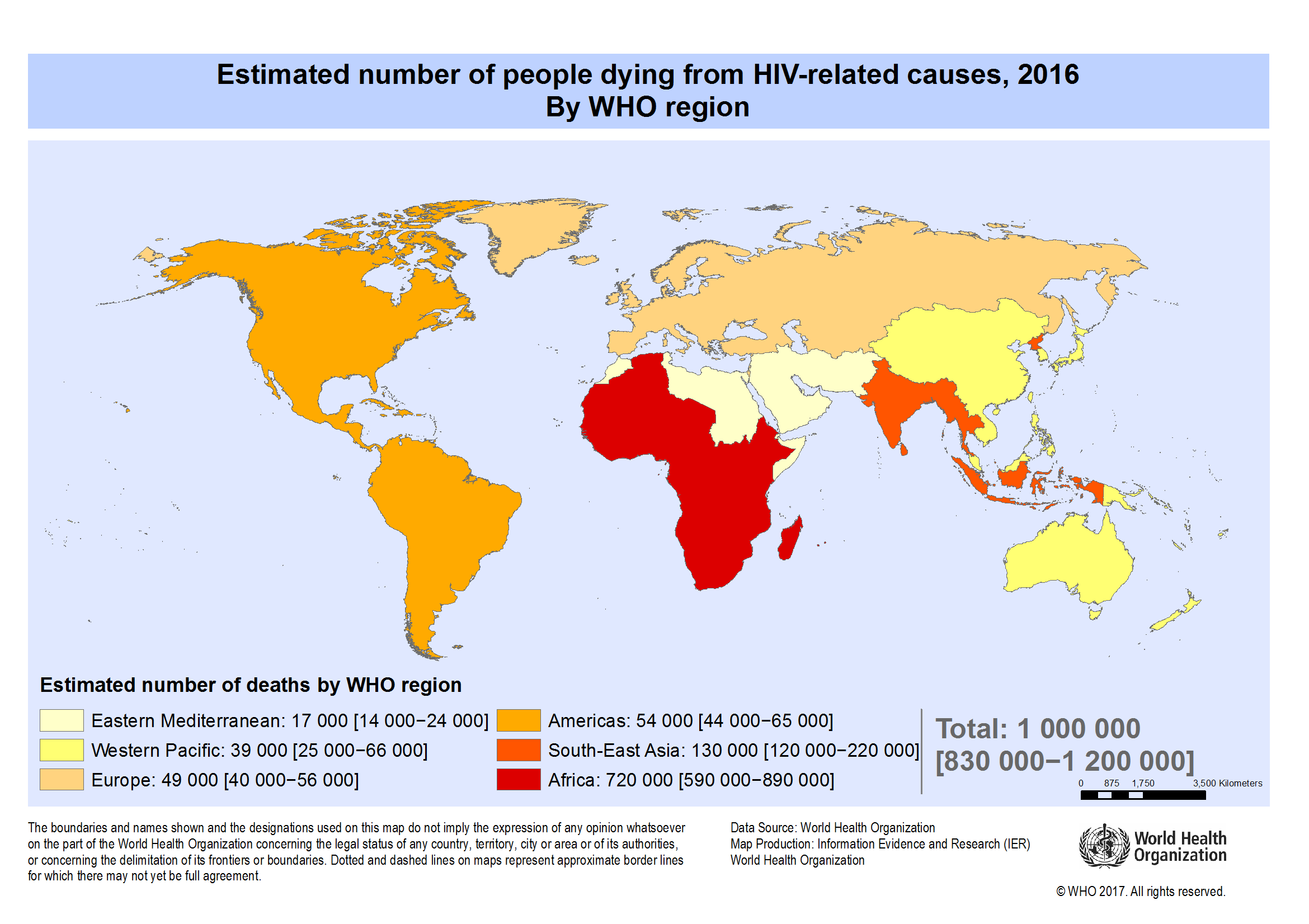 WHO | Global Health Observatory | Map Gallery