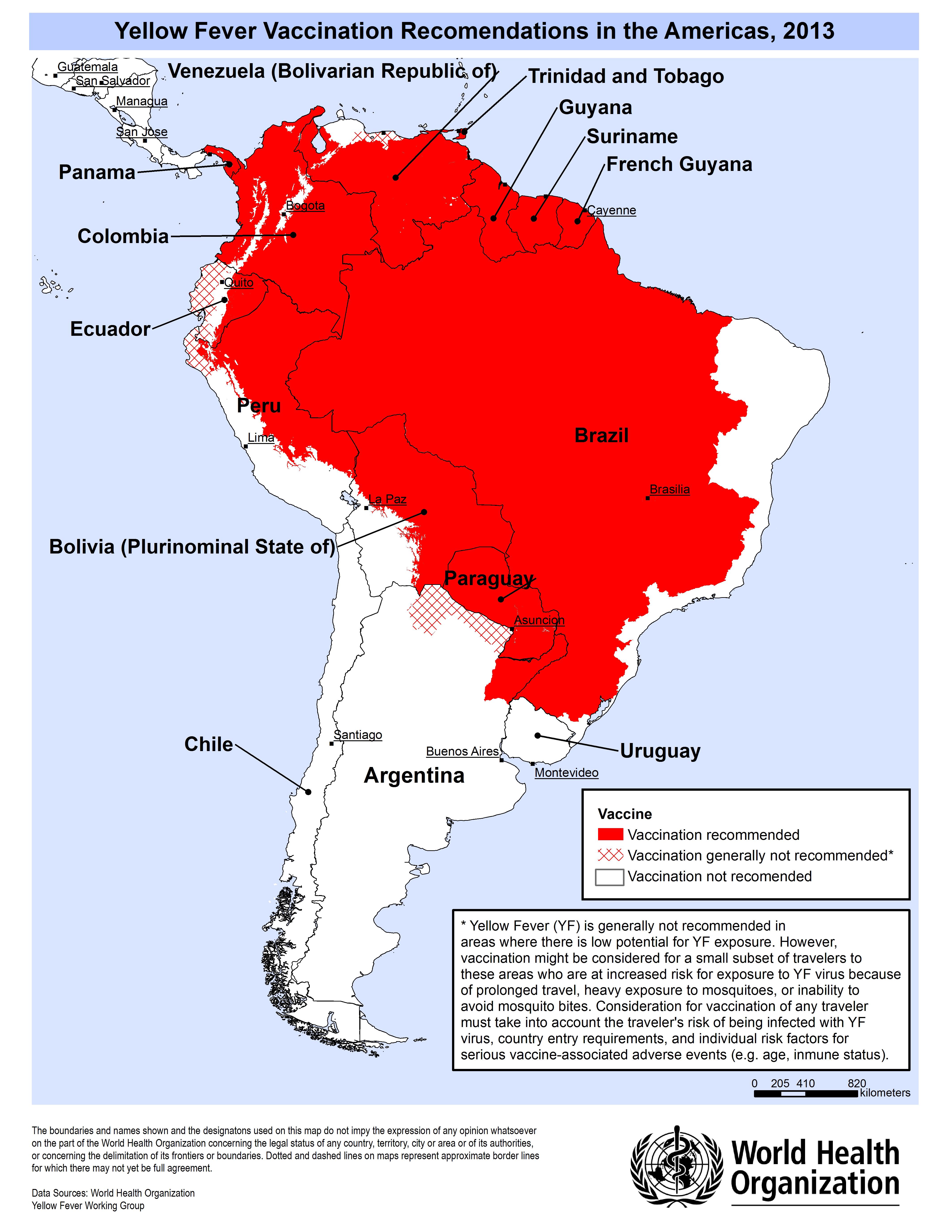Argentina - Statens Serum Institut